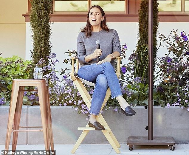 Jennifer Garner: Đã không còn muốn ngoan hiền sau khi ly dị - 2