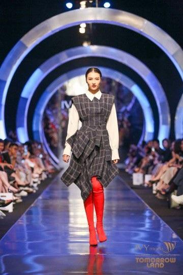Dấu ấn của IVY moda sau 3 năm độc lập làm Fashion show - 2
