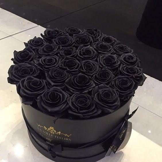 Hoa hồng đen nửa triệu đồng/bông vẫn hút khách dịp 20/10 - 4