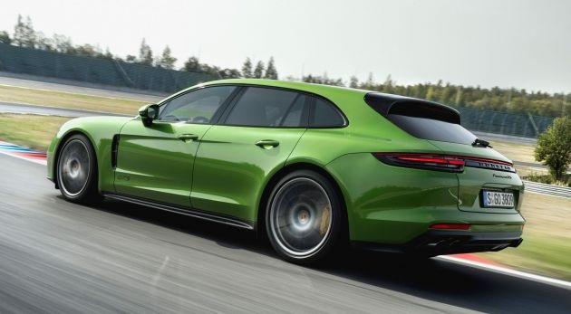 Porsche ra phiên bản GTS mới cho dòng Panamera - 2