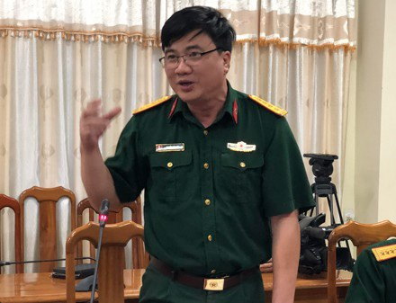 Đại tá Nguyễn Văn Hoà, Viện trưởng Viện Pháp y quân đội khẳng định không tìm thấy cấu trúc xương của hai phi công nhưng đủ cơ sở xác định máy bay MIC 21 cùng 2 phi công đã gặp nạn ở dãy núi Tam Đảo.