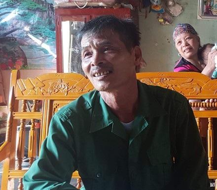 Ông Hoàng Văn Thắng kể chuyện chứng kiến máy bay MIC 21 gặp nạn ở dãy núi Tam Đảo 47 năm về trước.