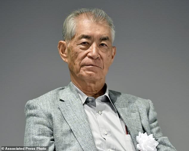 """Hai ông được vinh danh """"vì đã khám phá ra liệu pháp điều trị ung thư bằng cách ức chế điều hòa miễn dịch âm tính"""", Hội đồng Nobel cho biết. Trong Ảnh là Giáo sư Tasuku Honjo, Đại học Kyoto."""