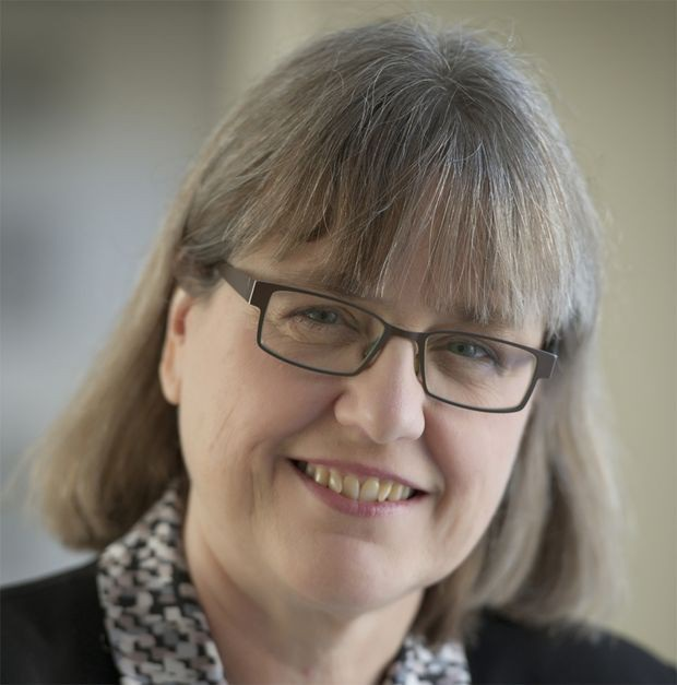 Tiến sĩ Donna Strickland (Ảnh: Đại học Waterloo)