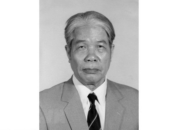 Đồng chí Đỗ Mười, nguyên Tổng Bí thư Ban Chấp hành Trung ương Đảng. (Ảnh: TTXVN)