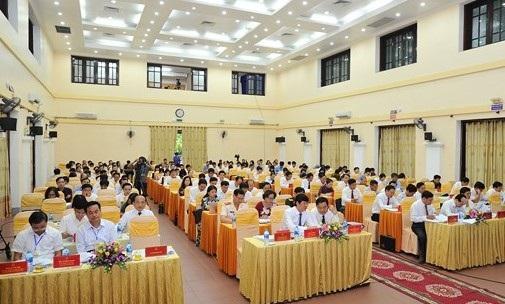 Toàn cảnh kỳ họp thứ 6, HĐND tỉnh Nghệ An khóa XVII (ảnh B.N.A).