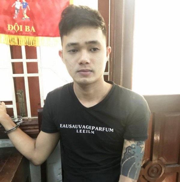 Đối tượng Lê Văn Tấn (ảnh Báo Bình Định).