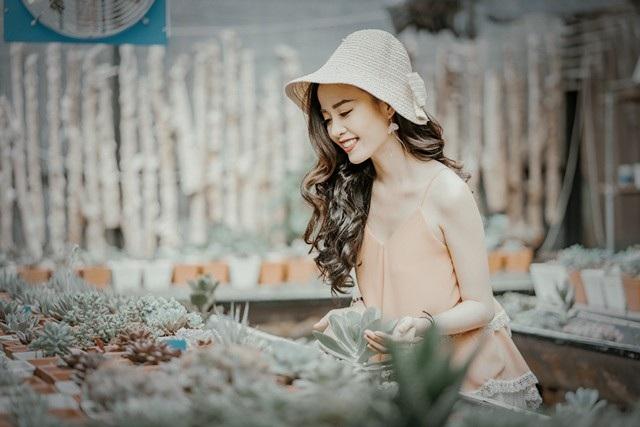 Hoa khôi Vũ Thanh Tú tươi tắn đón sinh nhật - 5