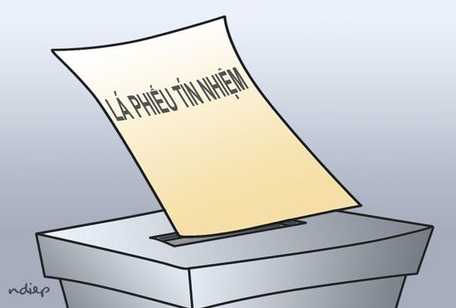 Nghĩ trước ngày Quốc hội lấy phiếu tín nhiệm… - 1