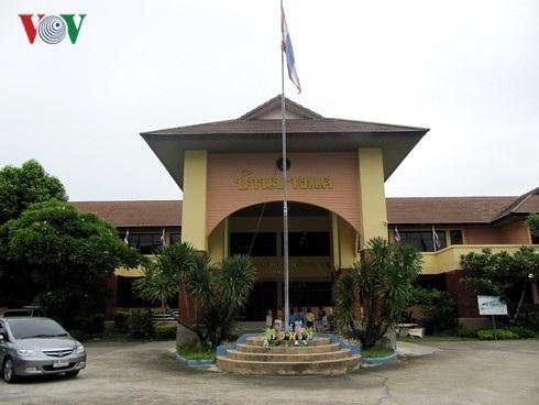 Trung tâm bảo trợ xã hội dành cho người cao tuổi Ban Bang Khae