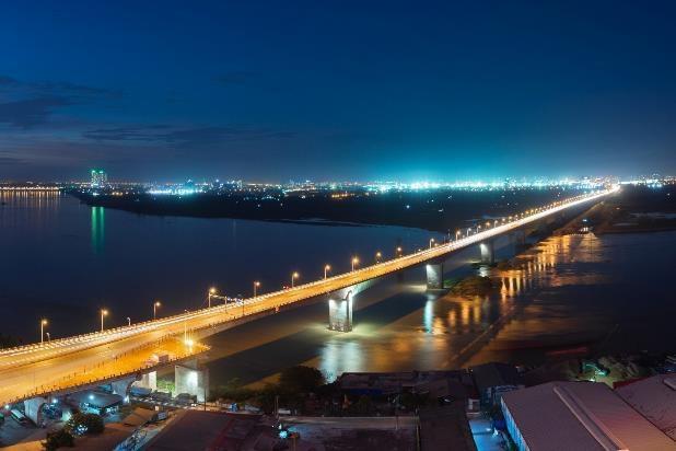Khu vực Long Biên – Gia Lâm sẽ có tổng cộng 6 cây cầu nối với khu vực đô thị lõi Hà Nội, hứa hẹn tạo nên các phát triển đột phá ở khu Đông thủ đô.