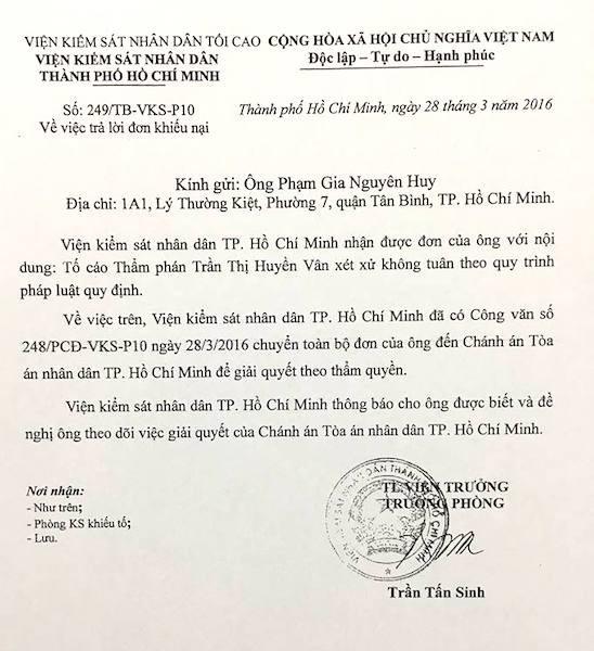 Quyết định đình chỉ xét xử phúc thẩm vụ án kinh doanh thương mại của TAND TPHCM là bất thường - Ảnh 2.