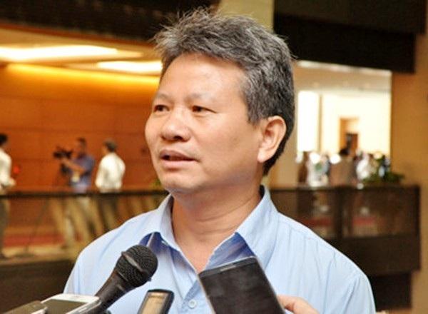 Đại biểu Đỗ Văn Sinh là uỷ viên Thường trực UB Kinh tê của Quốc hội