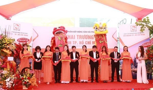 Sức hút khó cưỡng của một thị trường lớn Hải Phát Land khai trương chi nhánh thứ 18 tại TP.HCM Hải Phát Land khai trương chi nhánh thứ 18 tại TP.HCM photo 1 1540165530356957727008
