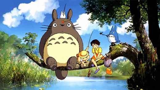 Học tiếng Nhật cùng Totoro thì thế nào?