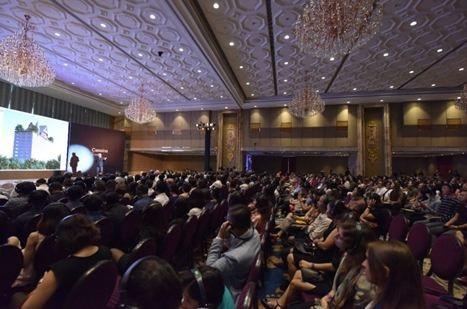 Hội thảo The Other Conversation với diễn giả Philippe Starck thu hút đông đảo giới chuyên môn Việt Nam