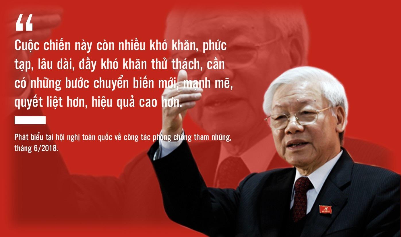 Tổng Bí thư - Chủ tịch nước và nhiệt lượng cho cuộc chiến chống tham nhũng - Ảnh 10.