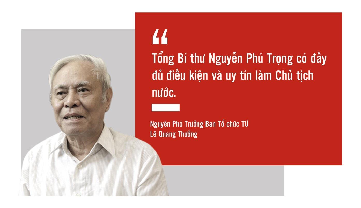 Tổng Bí thư - Chủ tịch nước và nhiệt lượng cho cuộc chiến chống tham nhũng - Ảnh 13.