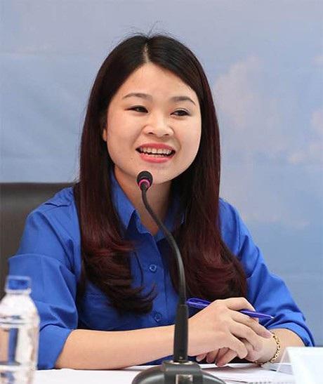 Chị Chu Hồng Minh được bầu làm Chủ tịch Hội Sinh viên thành phố Hà Nội khóa VII.