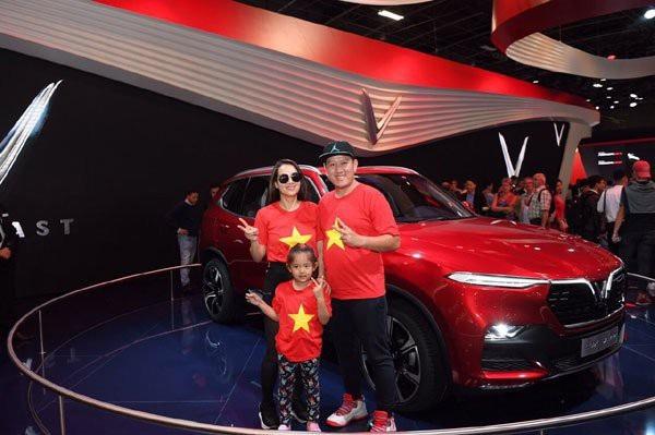 VinFast đang làm ô tô thương hiệu Việt.