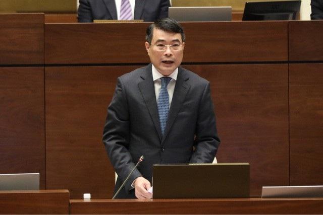 Bản báo cáo dài 11 trang vừa được Thống đốc Lê Minh Hưng gửi đến các đại biểu Quốc hội với nhiều nội dung liên quan đến hoạt động ngân hàng ...