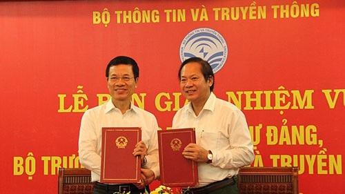 Quốc hội xem xét miễn nhiệm chức Bộ trưởng với ông Trương Minh Tuấn - Ảnh 1.