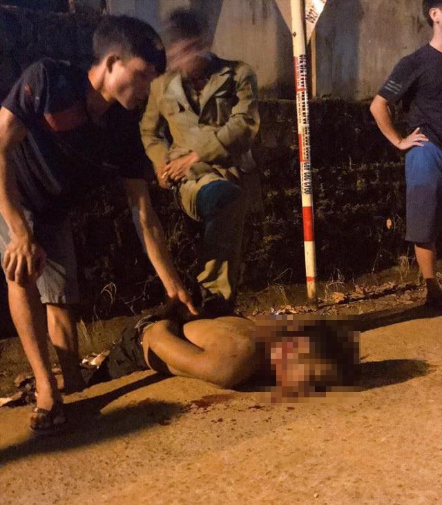 Nam thanh niên bị vây đánh chấn thương nặng rồi tử vong (ảnh T.N)