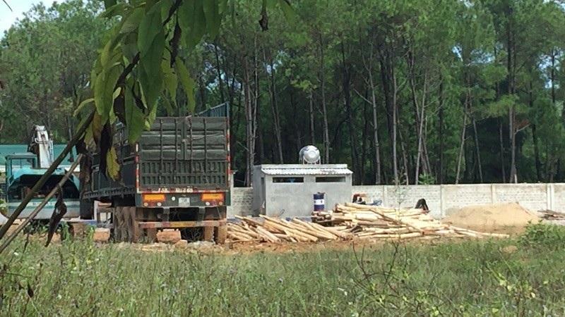 Quảng Bình: Hàng ngàn hộ dân lo thắt ruột vì nhà máy gỗ án ngữ đầu nguồn nước! - Ảnh 3.