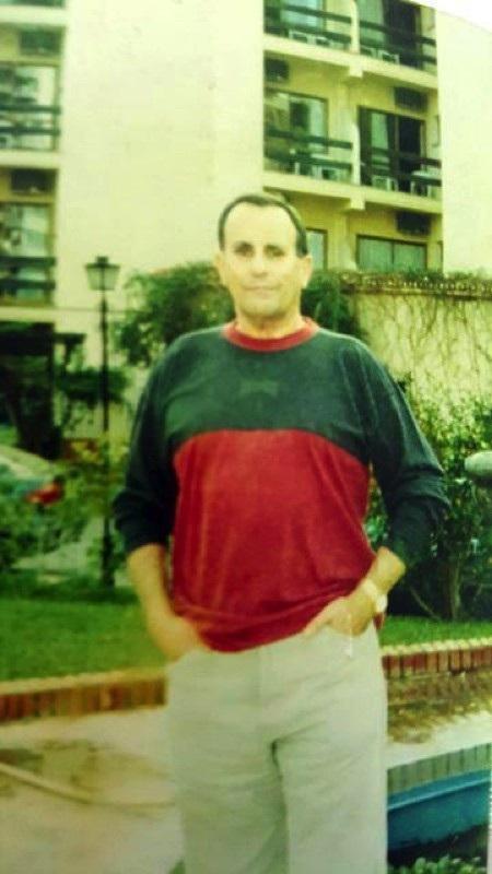 Đây chính là người chồng xấu số đã bị Lee Sabine chôn vùi suốt 17 năm