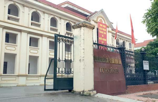 Sở Nội vụ tỉnh Bắc Giang yêu cầu giải trình cơ cấu 2 cán bộ lãnh đạo huyện Tân Yên.