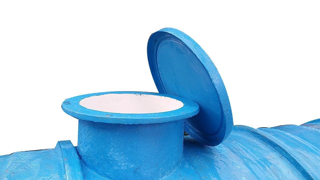 Giải pháp lọc nước bằng VL phức hợp nhựa nguyên sinh GRP - Ảnh 1.
