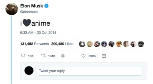 Thông điệp đơn giản và vô hại của Elon Musk đã khiến trang Twitter của tỷ phú này bị khóa