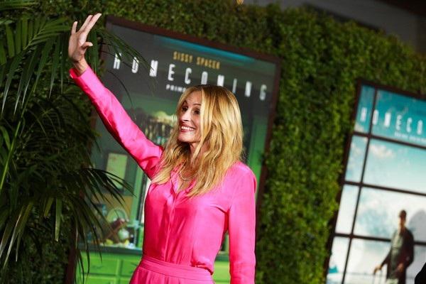 Julia Roberts nói, cô muốn vẻ đẹp là sự tự nhiên