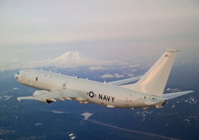 Máy bay trinh sát Poseidon-8 của Mỹ (Ảnh: Quân đội Mỹ)
