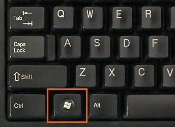 Phím Windows trên bàn phím máy tính