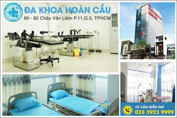 Phòng Khám Đa Khoa Hoàn Cầu – đồng hành chăm sóc sức khỏe người bệnh - Ảnh 1.