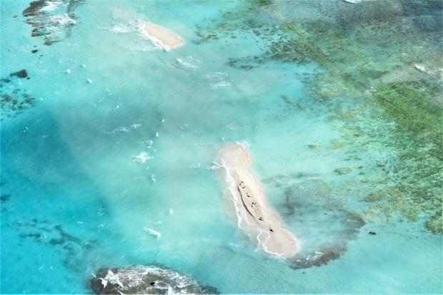 Đảo Đông thuộc Hawaii từng đóng vai trò quan trọng đối với các sinh vật hoang dã. Ảnh: Fish & Wildlife Service