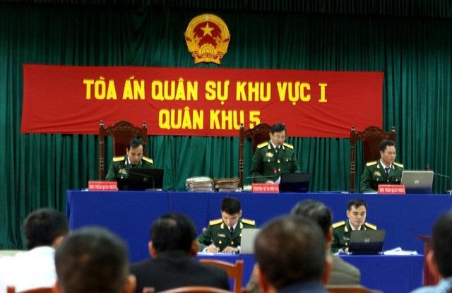 Thành lập 19 Tòa án quân khu và Tòa án quân sự khu vực - Ảnh 1.