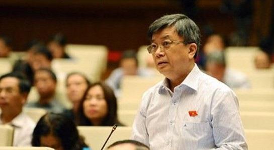 Luật sư Trương Trọng Nghĩa (Đại biểu TPHCM).