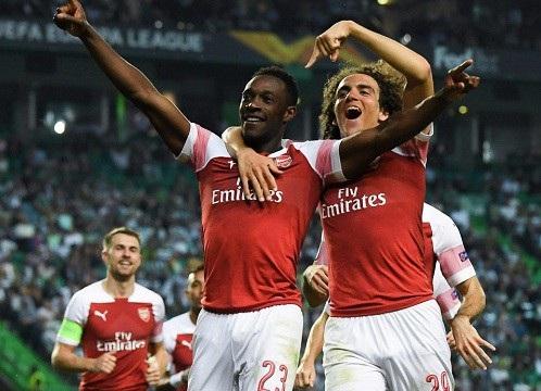 Welbeck ghi bàn duy nhất giúp Arsenal giành chiến thắng