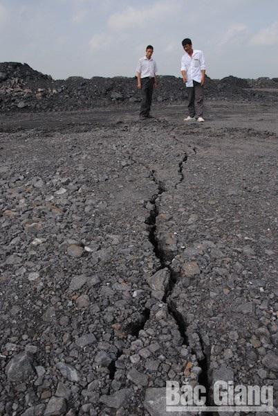Công ty cổ phần Khai thác khoáng sản Bắc Giang: Đổ thải trái phép gây nguy hại cho người dân - Ảnh 5.