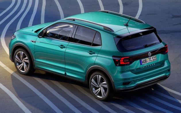 Volkswagen T-Cross - Tí hon trên thị trường SUV - Ảnh 2.