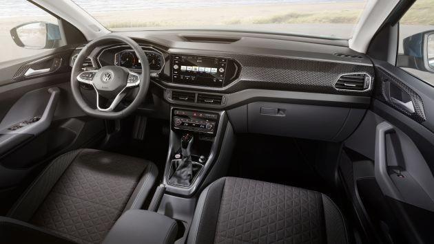 Volkswagen T-Cross - Tí hon trên thị trường SUV - Ảnh 4.