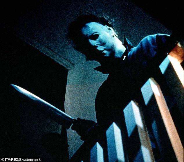 "Cảnh trong ""Halloween""(1978)"