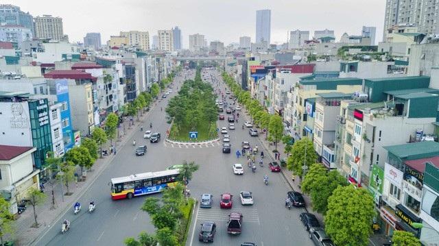 Đoạn Hoàng Cầu - Voi Phục hoàn thành, Hà Nội sẽ thông toàn tuyến đường vành dai 1 trong nội thành