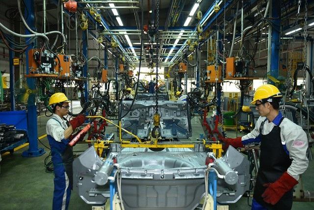 Nội địa hoá trong ngành ô tô: Muốn nhanh phải... từ từ - Ảnh 1.