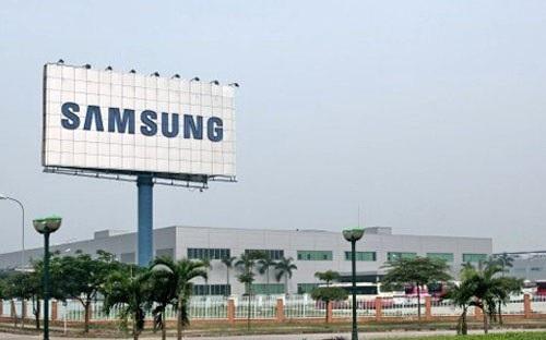 Samsung đóng góp lớn cho ngân sách Nhà nước