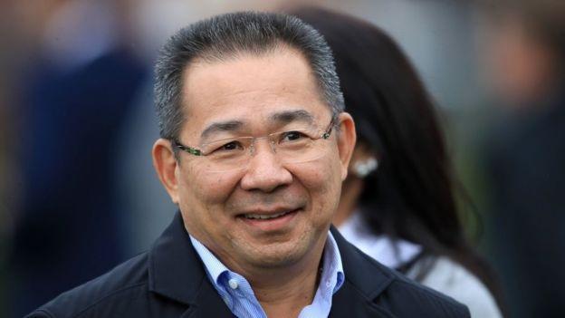 Doanh nhân Vichai Srivaddhanaprabha, một trong những tỷ phú giàu nhất Thái Lan và là người sáng lập tập đoàn King Power, đã mua đội bóng Leicester City của Anh vào năm 2010 vói giá 39 triệu bảng Anh (50 triệu USD).