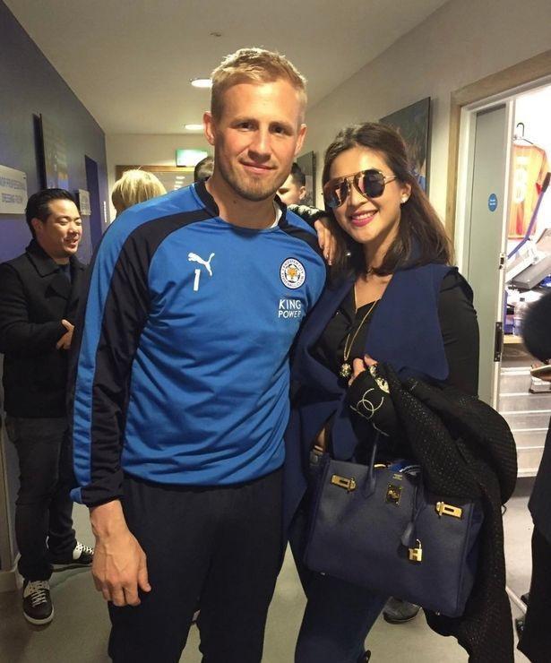 Cựu Á hậu Thái Lan tử nạn cùng ông chủ Leicester City - 2