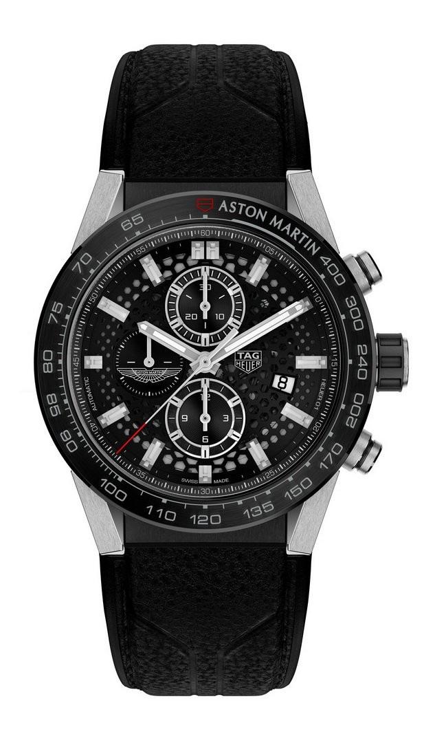 Chiêm ngưỡng tuyệt phẩm đồng hồ Tag Heuer mới làm cho chủ xe Aston Martin - 3